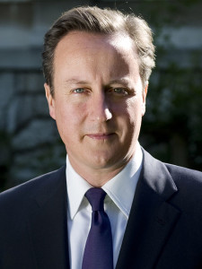 UK Prime Minister David Cameron  See page for author [OGL (http://www.nationalarchives.gov.uk/doc/open-government-licence/version/1/)], via Wikimedia Commons