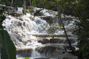 Dunns River Falls, Jamaica. Photo D Ramey Logan