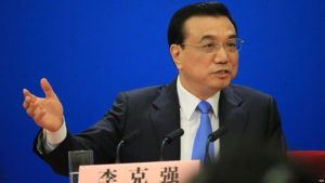 Li Keqiang, Chinese and foreign press conference.